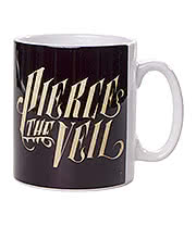 Pierce The Veil Logo Mug
