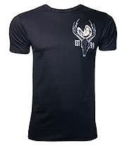 Metal Mulisha Six Point T Shirt (Black)