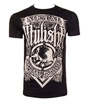 Metal Mulisha Scratched T Shirt (Black)