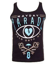 Mayday Parade Hold On To Me Vest (Black)