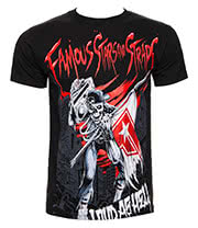 Famous Stars & Straps Loud As Hell T Shirt (Black)