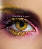 Edit Tri-Tone 90 Day Coloured Contact Lenses (Hazel) Pair