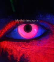 Edit I Glow UV 90 Day Coloured Contact Lenses (Pink) Pair