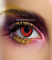 Edit Twilight Volturi 90 Day Coloured Contact Lenses Pair