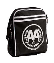 Asking Alexandria Mini Circle Logo Bag (Black)