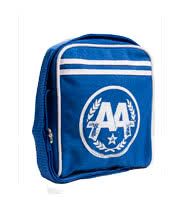Asking Alexandria Mini Circle Logo Bag (Blue)