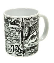 Avenged Sevenfold Headlines Mug