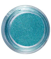 Barry M No 78 Dazzle Dust (Kingfisher Blue)