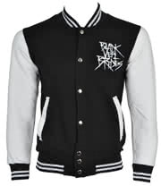 Black Veil Brides Rebels Jacket (Black/White)