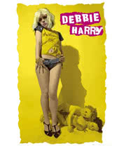 Blondie Punk Poster