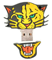 Blue Banana Tiger 4GB USB Stick