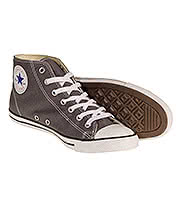Converse All Star Hi Dainty Boots (Grey)