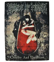 Cradle Of Filth Cruelty & The Beast Flag