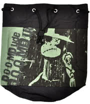 Dark Dudes Doom Dude Kitbag (Black)