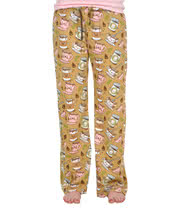 David and Goliath Latte Pyjamas Bottoms (Biege)