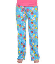 David and Goliath Love Is Pyjama Bottoms (Blue)