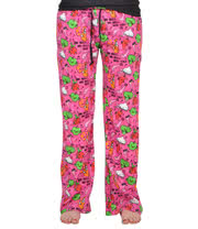 David and Goliath Wok You Pyjama Bottoms (Pink)