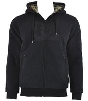 DC Rabid Fur Fleece (Black)