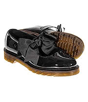 Dr Martens Mariel Mary Jane Shoes (Black)