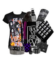 EXCLUSIVE! Black Veil Brides Fan Package Value Over �80