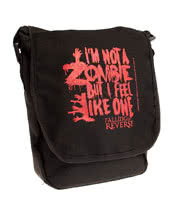 Falling in Reverse Zombie Bag (Black)