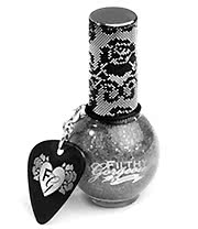 Filthy Gorgeous London Rock Chick Nail Polish (Deep Pewter)