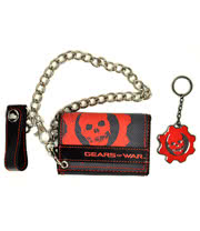Gears Of War Crimson Omen Combo Wallet (Black)