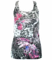 Innocent Syrene Vest Top (Multi-Coloured)
