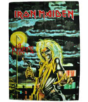 Iron Maiden Killers Flag