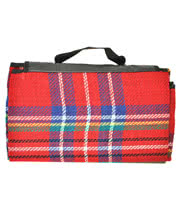 Waterproof Picnic Blanket (Red)