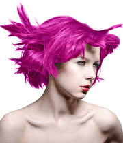 Manic Panic Amplified Semi-Permanent UV Glow Hair Dye 118ml (Cotton Candy Pink)