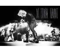 My Chemical Romance Live Poster