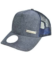 New Era Cham Cap (Navy/Grey)
