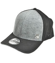 New Era Mandible Trucker Cap (Charcoal)