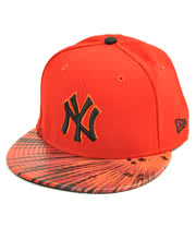 New Era Xploded Cap (Scarlet)
