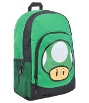 Nintendo 1 Up Backpack (Green)