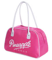 Pineapple Retro Kit Bag (Pink)
