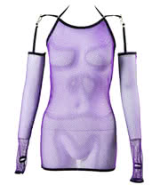 Poizen Industries Vnett Top (Purple)