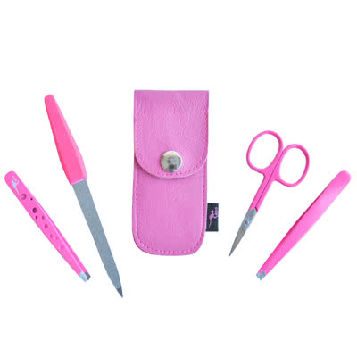 Roo Hot Pink Manicure Gift Set