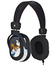 Skullcandy Decibel Collection Agent Terje Headphones (Black)