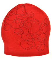 Skullcandy Tumbler Beenie (Red)