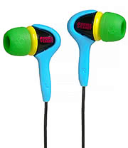 Skullcandy Smokin Buds Style Earphones (Multi-Coloured)