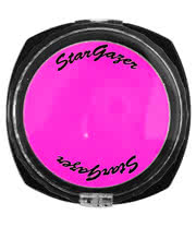 Stargazer Fluorescent Rose Pink Shadow Pressed Powder