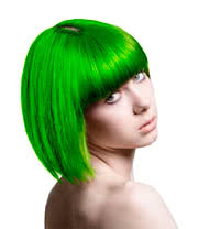 Stargazer Semi-Permanent UV Hair Dye 70ml (Green)